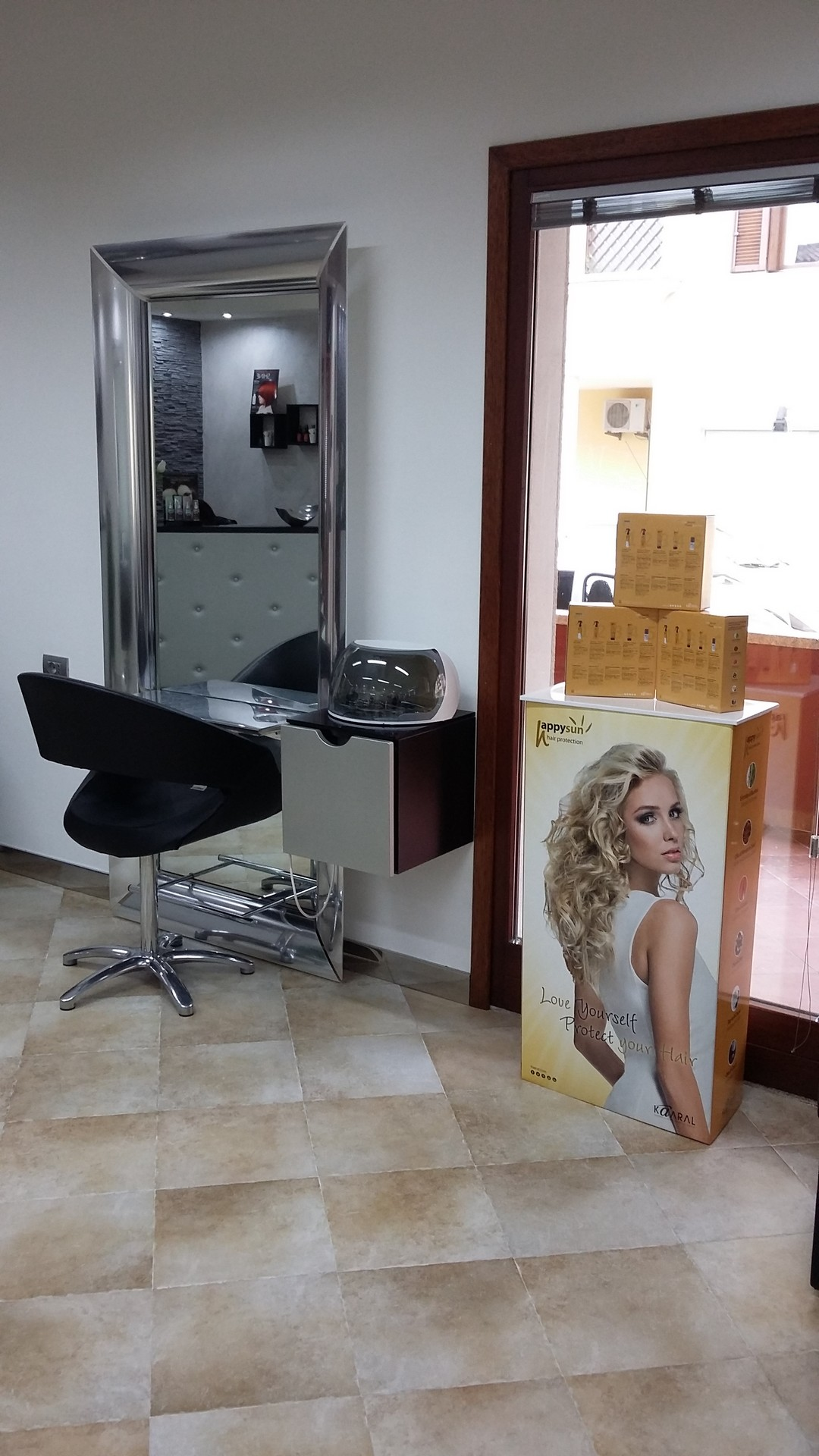 beauty Vanity Coiffeur Olbia
