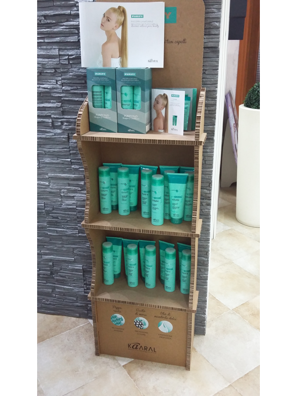 Shampoo 250ml + Conditioner 250ml Purify